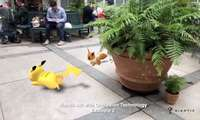 pokemon go ar techdemo