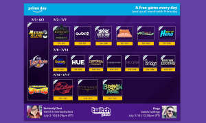 Twitch Loot Prime Day