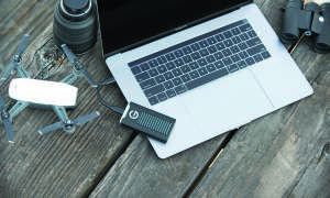 G-Technology G-Drive mobile SSD R-Series Test
