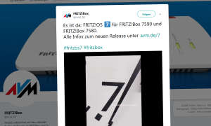 Fritz OS 7 Download