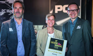 IT-Leserwahl 2018 Preis Brand of the Year