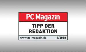 Tipp der Radaktion PC Magazin 7/18