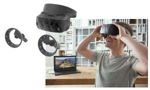 Urlaub-Apps: Mixed Reality Headset Asus
