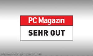 [Testsiegel] PC Magazin Note Sehr Gut