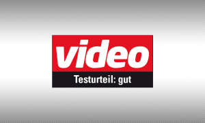 [Testsiegel] video Magazin Testurteil gut