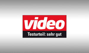 [Testsiegel] video Magazin Testurteil sehr gut