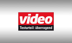 [Testsiegel] video Magazin Testurteil ueberragend