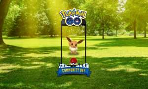 Pokémon GO Community Day August Evoli