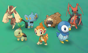 pokemon go generation 4 pokemon liste