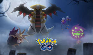 Pokemon GO Halloween 2018 Giratina