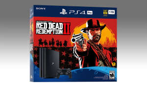 PS4 Pro im Bundle mit Red Dead Redemption 2