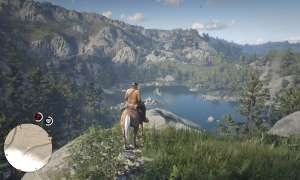 Red Dead Redemption 2: Screenshot
