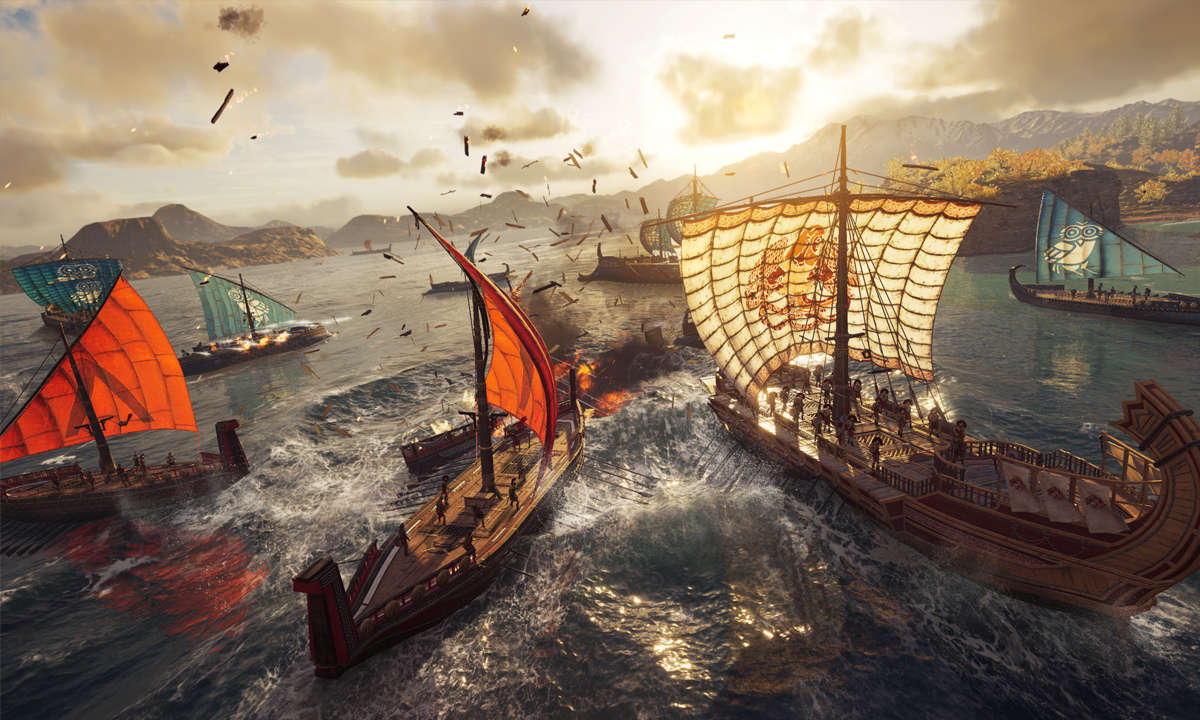Assassin's Creed Odyssey im Test
