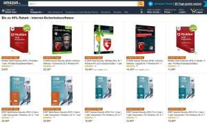 amazon antivirus software angebot