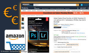 amazon angebot adobe photoshop lightroom