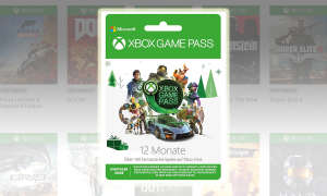 Xbox Game Pass: Amazon-Angebot zum Black Friday