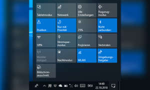 windows 10 infocenter bluetooth