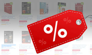 Antivirus-Software im Angebot