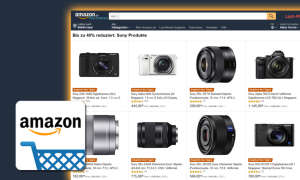 amazon sony kamera deals