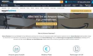 Amazon Business Vorteile