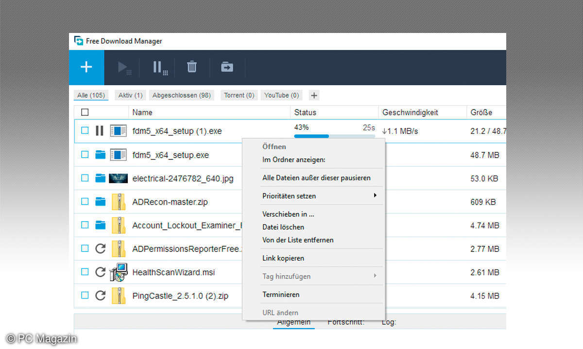 Download-Manager