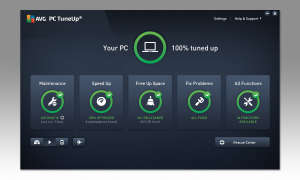 Internet-Security-Suiten: AVG Ultimate