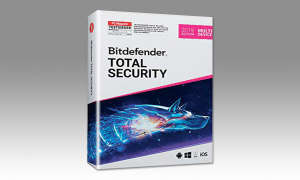 Platz 3: Bitdefender Total Security Multi-Device 2019