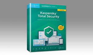 Platz 1: Kaspersky Total Security 2019