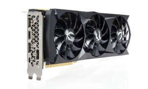 Zotac Geforce RTX 2080 AMP Test