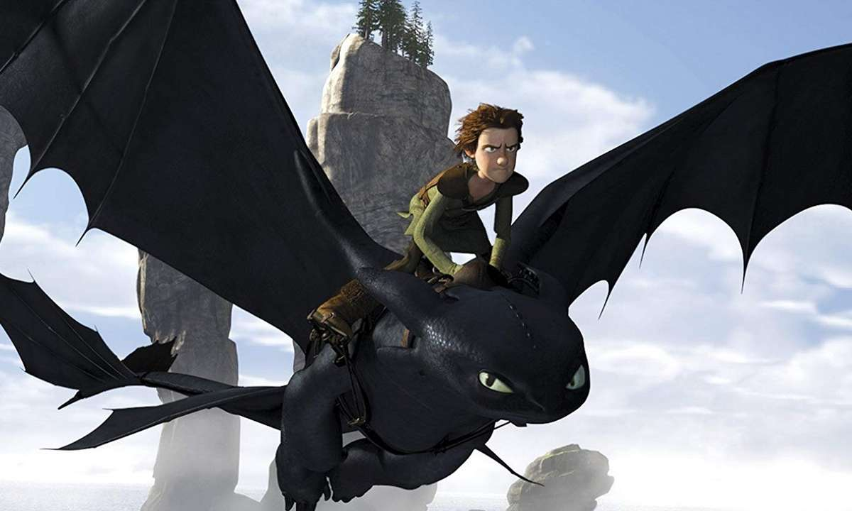 How To Train Your Dragon Dragons
