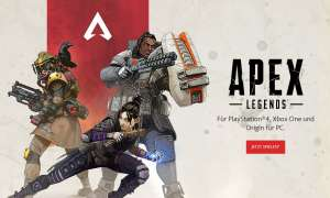 Apex Legends: Origin-Download, installieren und spielen