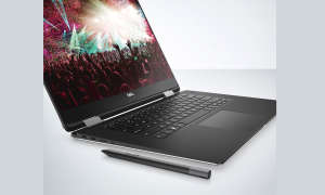 Dell XPS 15 2-in-1 (9575) im Test - Bedienung