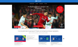 fc bayern liverpool sky ticket supersport