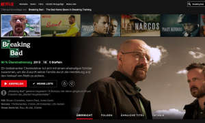 Netflix Beste Serien: Breaking Bad