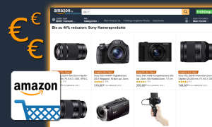 Amazon Angebote Sony Kameras Objektive