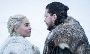 Game of Thrones 8 - Daenerys und Jon 1