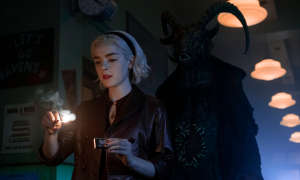 Chilling Adventures of Sabrina - Sabrina und Luzifer