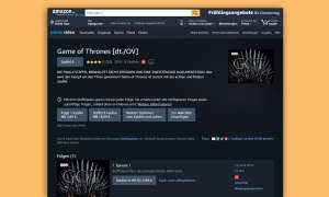 game of thrones staffel 8 amazon stream kaufen