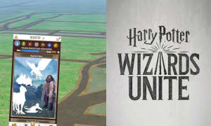Harry Potter Wizards Unite: Header 1