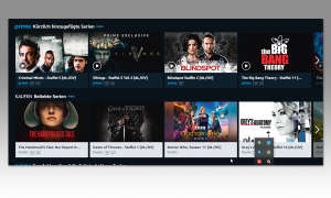 Streaming-Dienste im Vergleich: Amazon Prime Video