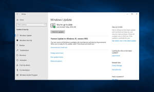 windows 10 mai 2019 update version 1903