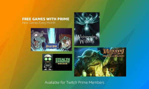 Twitch Prime Free Games Mai 2019