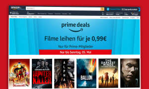 amazon prime video deal mai 2019