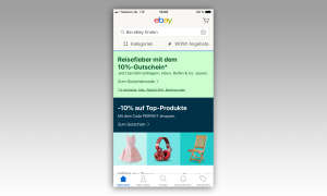 Ebay App - Download für iOS / Android