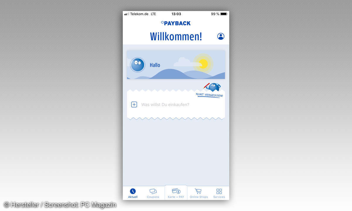 Payback App - Download für iOS / Android