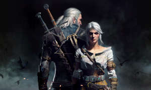 The Witcher Serie - Geralt und Ciri