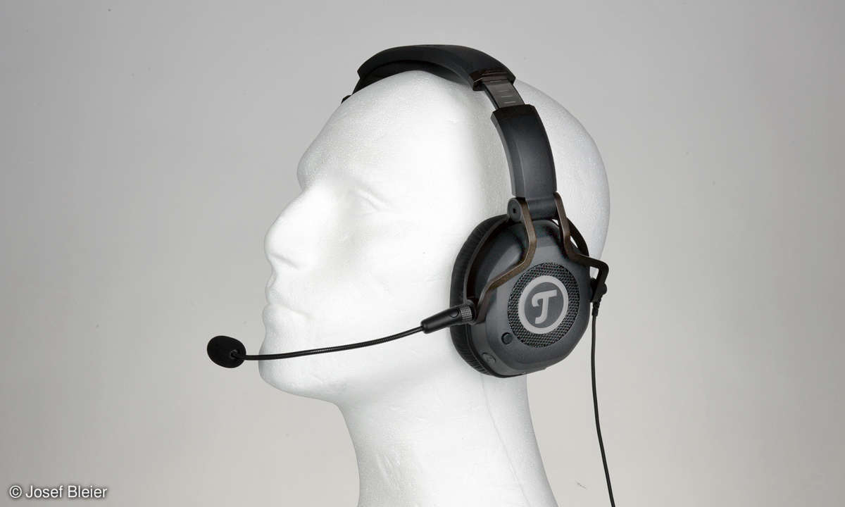 Gaming-Headsets: Teufel Cage