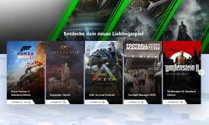 Xbox Game Pass Spiele