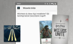 wizards unite apk download installation
