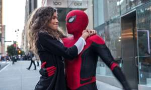 Marvel Studios Tom Holland Zendaya